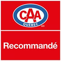 CAA-Québec recommandé