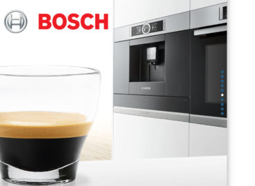 Machine à café encastrée Bosch